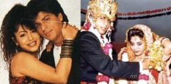 Did Shah Rukh Khan and Gauri have Three Weddings?