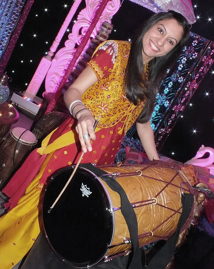Eternal Taal reveals Impact of COVID-19 on their Dhol Group - Parv Kaur