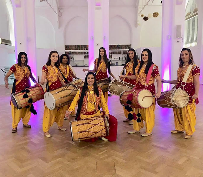 Eternal Taal reveals Impact of COVID-19 on their Dhol Group - team