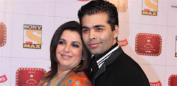 Farah Khan Pursued & Proposed to Karan Johar?