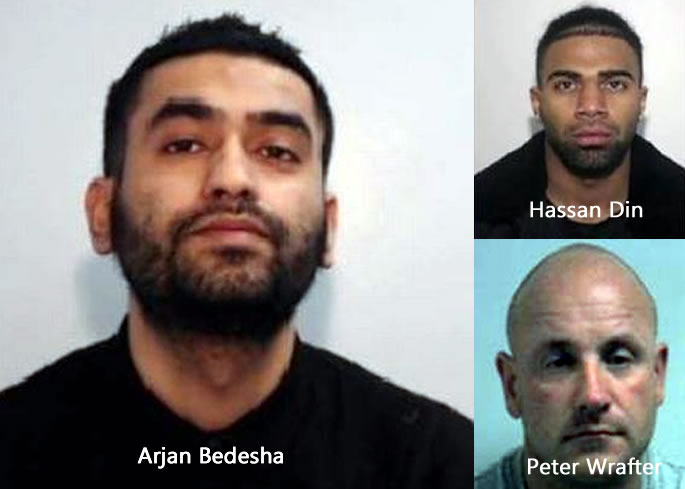 Gangster Sisters used 'Beauty Booth' for Money & Drugs Racket - others
