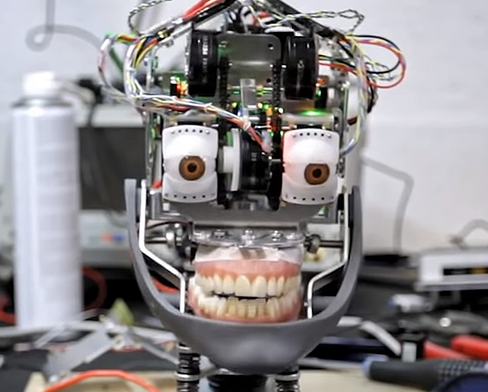 How Real do These Robots Look - inside