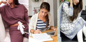 घर पर काम करने का फैशन एफ को कैसे प्रभावित करेगा