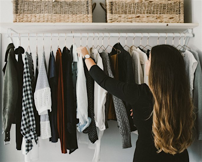 How to Declutter your Wardrobe during Lockdown -1