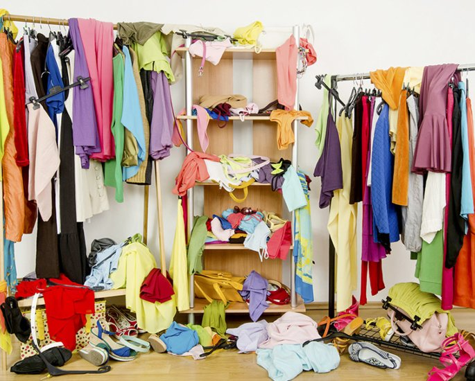 How to Declutter your Wardrobe during Lockdown - 2