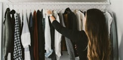 How to Declutter your Wardrobe during Lockdown