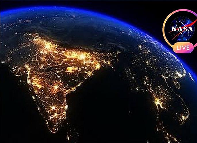 কোভিড -১৯ - নাসার বিরুদ্ধে প্রতীকী লড়াইয়ের জন্য ভারত আলোকপাত করেছে
