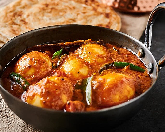 Indian Food to Make in 15 Minutes or Less - egg