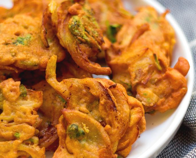 Indian Food to Make in 15 Minutes or Less - pakora