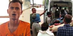 COVID-19 के प्रसार को रोकने के लिए इंडियन मैन चॉप टंग को बलिदान के रूप में देखता है