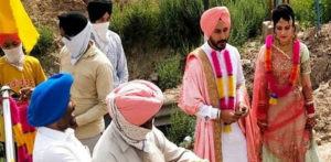 Indian Wedding finishes with One Hour amid Lockdown f