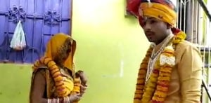 Indian Wedding takes Place without Pundit amid Curfew f