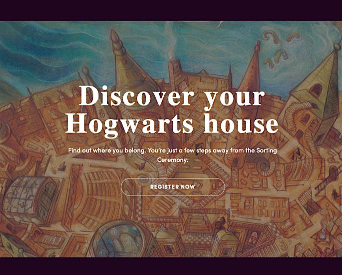 JK Rowling launches Harry Potter Hub online for Children - register