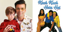 Karan Johar's son Yash says Kuch Kuch Hota Hai is 'Boring'