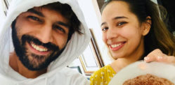 Kartik Aaryan turns Baker for his Sister's Birthday & Fails