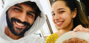 Kartik Aaryan turns Baker for his Sister's Birthday & Fails f