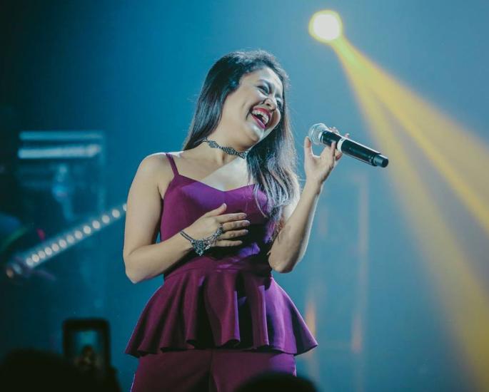 Neha Kakkar says Bollywood doesn't Pay Singers for Songs - concert