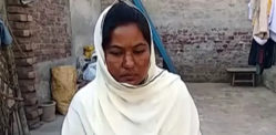 Pakistani Child Bride accused of 'Murdering Husband' Sues