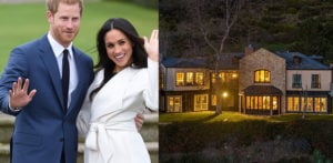 Prince Harry & Meghan buy Mel Gibson's $15m Mansion f
