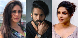 Priyanka says 'Only Point of Commonality' with Kareena is Shahid