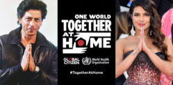 SRK & Priyanka join 'ONE WORLD: TOGETHER AT HOME'