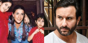 Saif wasn't Allowed to See Kids after Divorce f