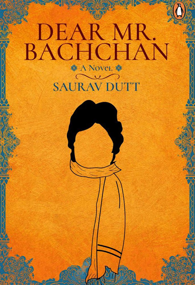 Saurav Dutt talks Inspiration & Research behind 'Dear. Mr Bachchan' - cover