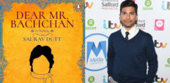 Saurav Dutt talks Inspiration behind his Book 'Dear. Mr Bachchan'