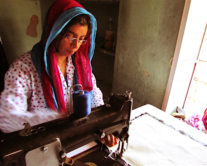 The Art of Making Your Own Desi Clothes - history