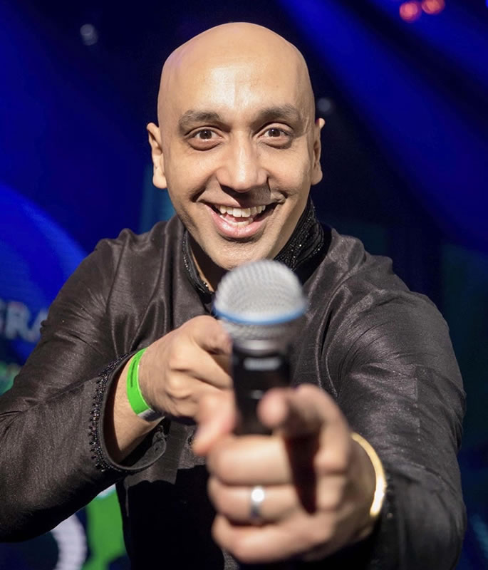 Tommy Sandhu shares the Impact of COVID-19 on his Comedy - mic