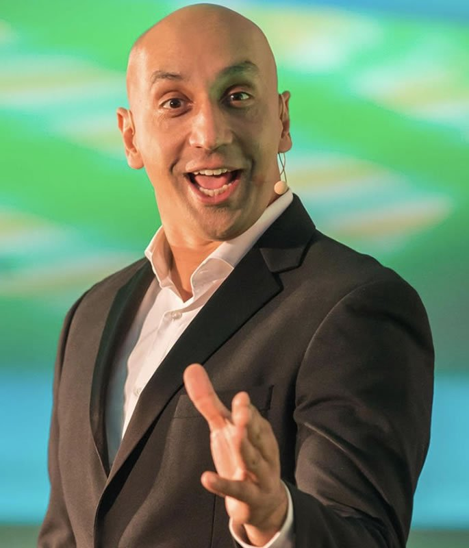 Tommy Sandhu shares the Impact of COVID-19 on his Comedy - solo