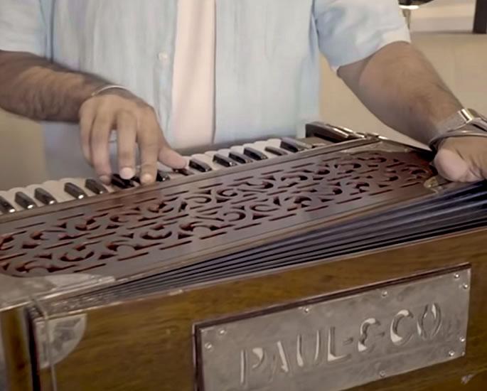 Tru-Skool reveals COVID-19 Challenges for his Music - harmonium