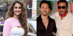 What does Disha Patani think about her rumoured BF's Dad Jackie Shroff? f
