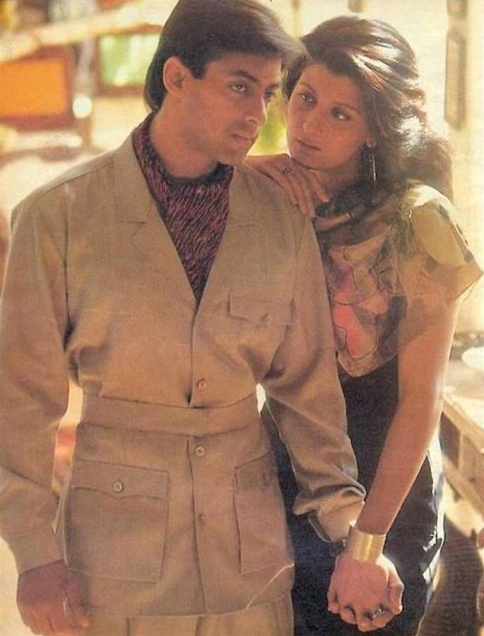 1994 সালে কেন সালমান খান তার বিয়ে বাতিল করলেন? - সংগীতা