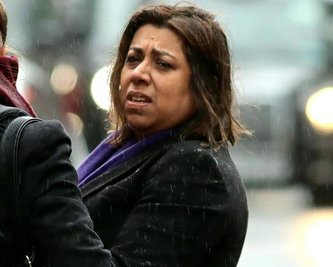 Woman Stalker sentenced for breaching Restraining Order - escorted
