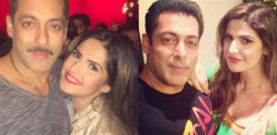 Zareen Khan says she can't 'be Piggybacking' on Salman Khan