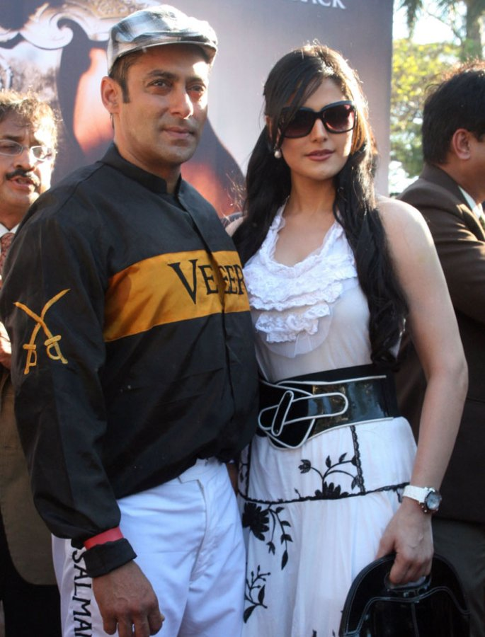 Zareen Khan says she can't 'be Piggybacking' on Salman Khan - veer