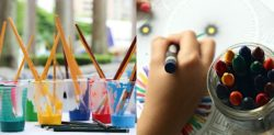 10 Arts & Crafts Ideas for Children during Lockdown