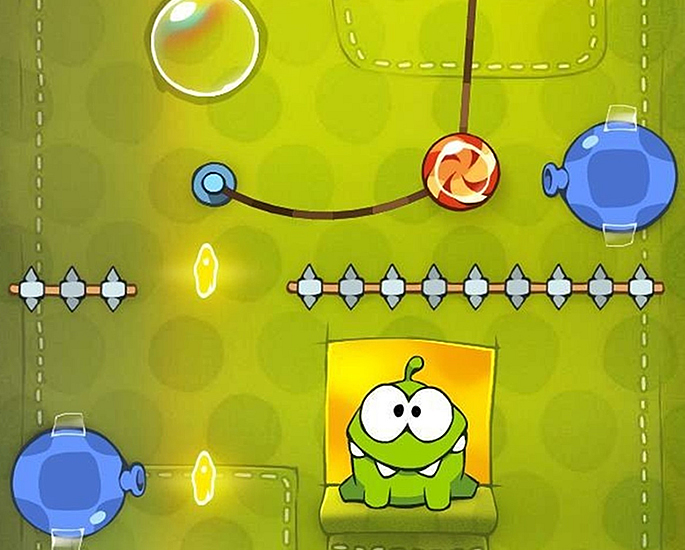 10 to Download during Lockdown - cut rope