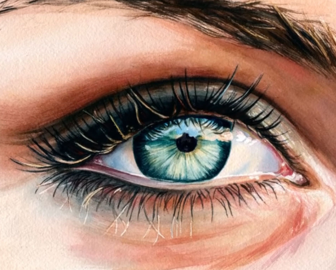 5 Art Mediums to enjoy during Lockdown - watercolour2