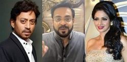 Aamir Liaquat apologises for Mocking Irrfan Khan's & Sridevi's Deaths