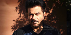 Anil Kapoor commits a 'Crime' on his Wedding Anniversary