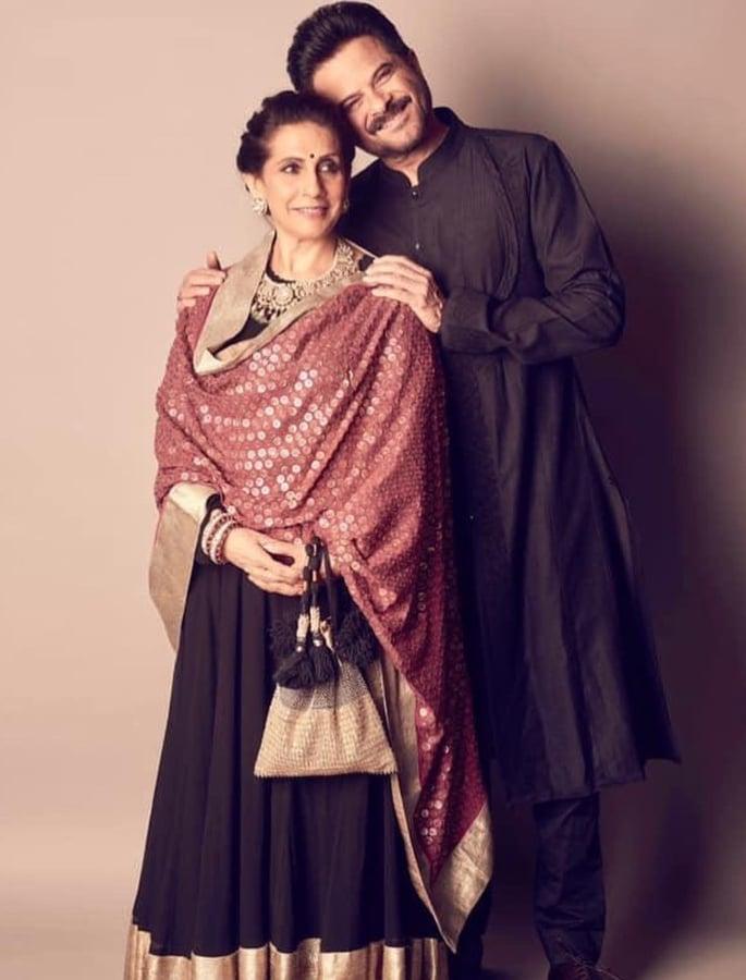अनिल कपूर ने अपनी शादी की सालगिरह पर एक 'अपराध' शुरू किया है