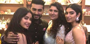 Arjun Kapoor supported Janhvi & Khushi after Sridevi's death? f