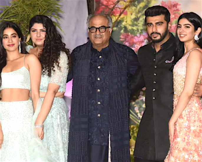 Arjun Kapoor supported Janhvi & Khushi after Sridevi's death? family