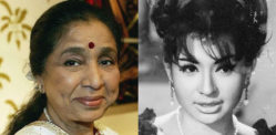 Asha Bhosle reveals she wanted to Elope with actress Helen