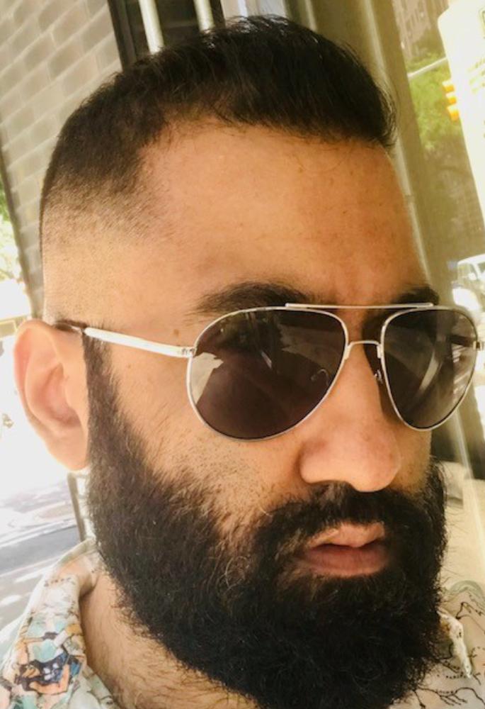 Ashok Rajamani on Surviving a Pandemic & Big Screen Debut - pic