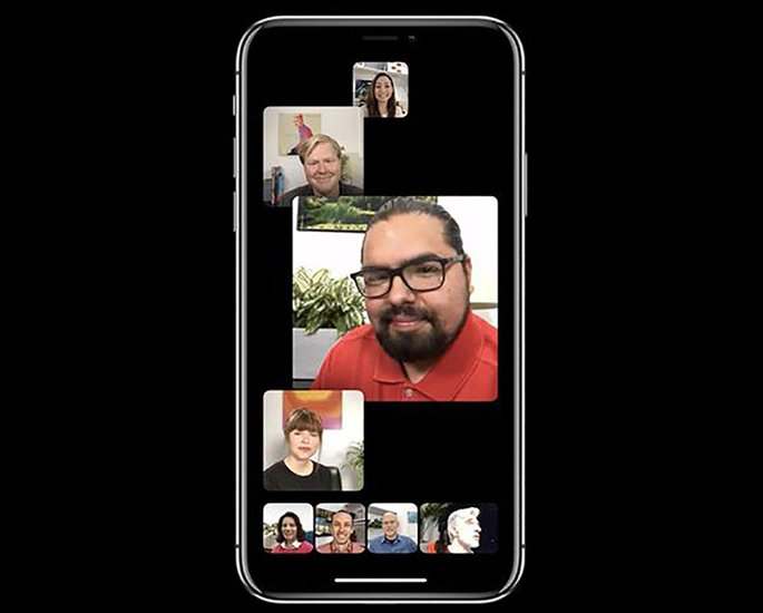 Best Apps to Use during Lockdown - facetime
