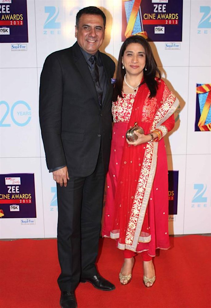 Boman Irani admits his proposal to Wife would be considered Bonkers - couple