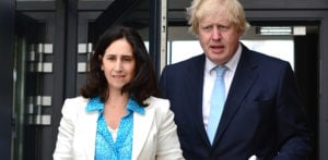 Boris Johnson finalises Divorce with Indian-Origin Ex-Wife f